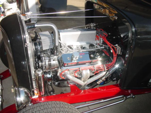 Dave's 32 Ford Build Project
